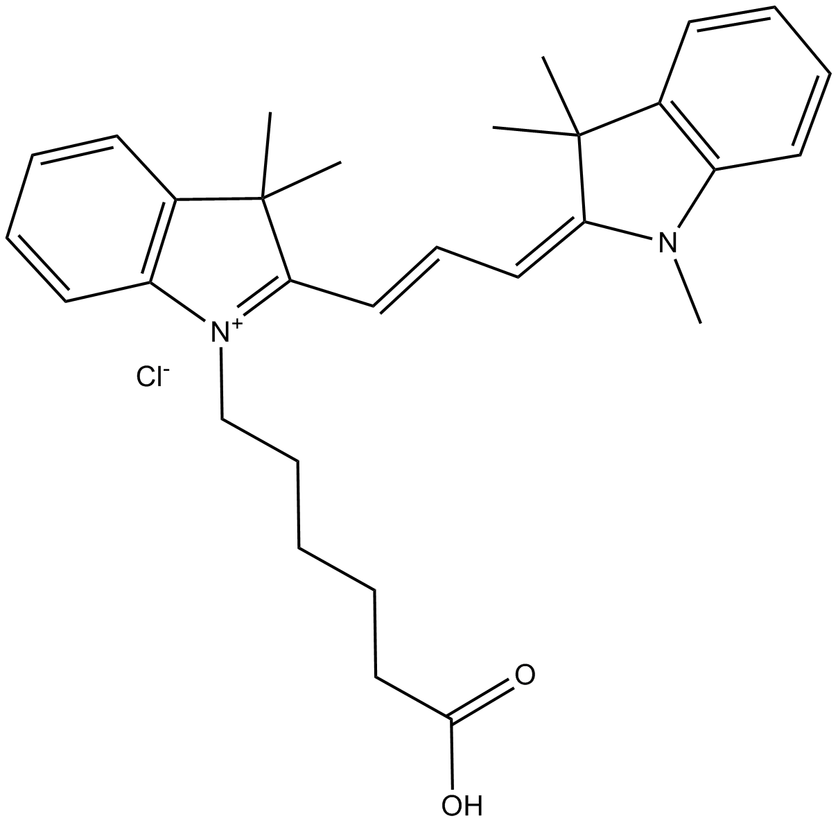 Cy3 carboxylic acid (non-sulfonated)